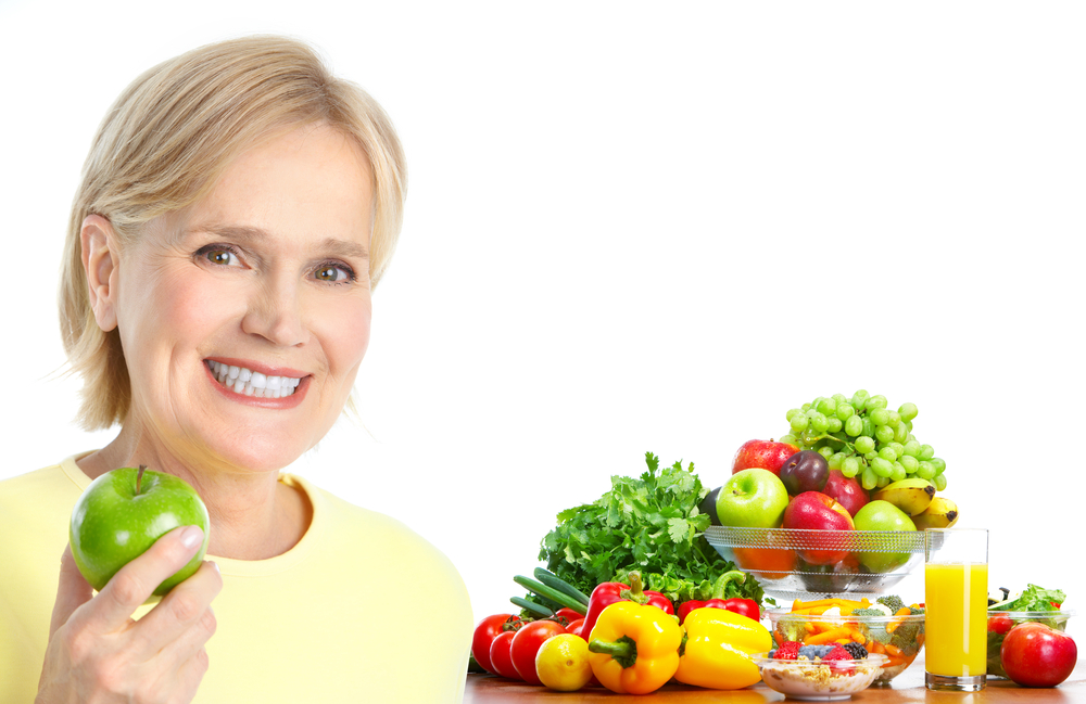healthy eating through good dental functional