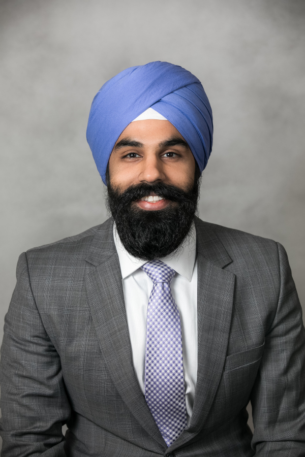 Dr. Jesspreet Parmar at White Wolf Dental