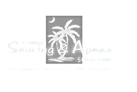 Florida Snoring and Apnea Solutions Logo